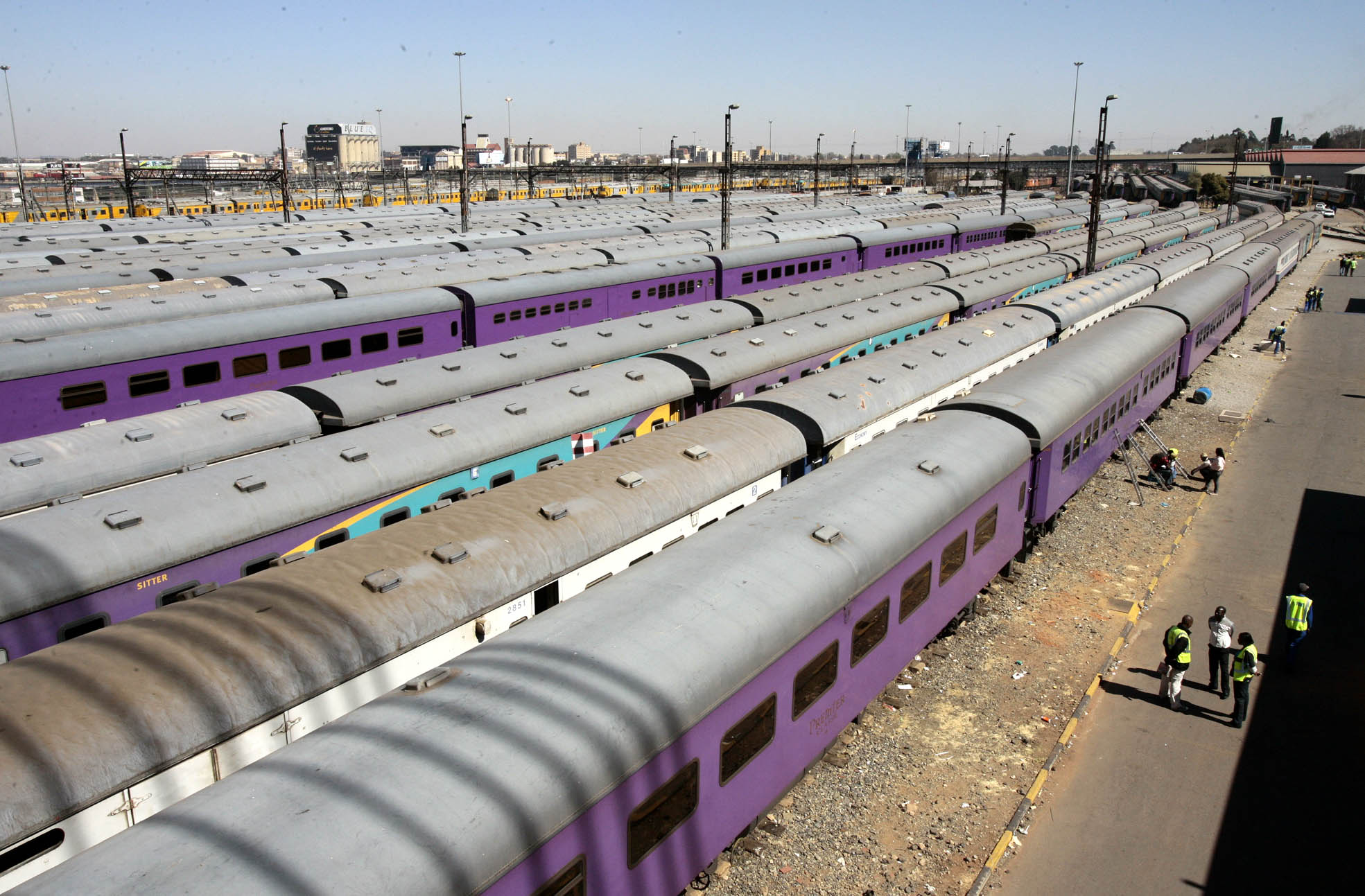 Load Shedding Cape Town Gallery: Metrorail Hikes Gauteng Fares