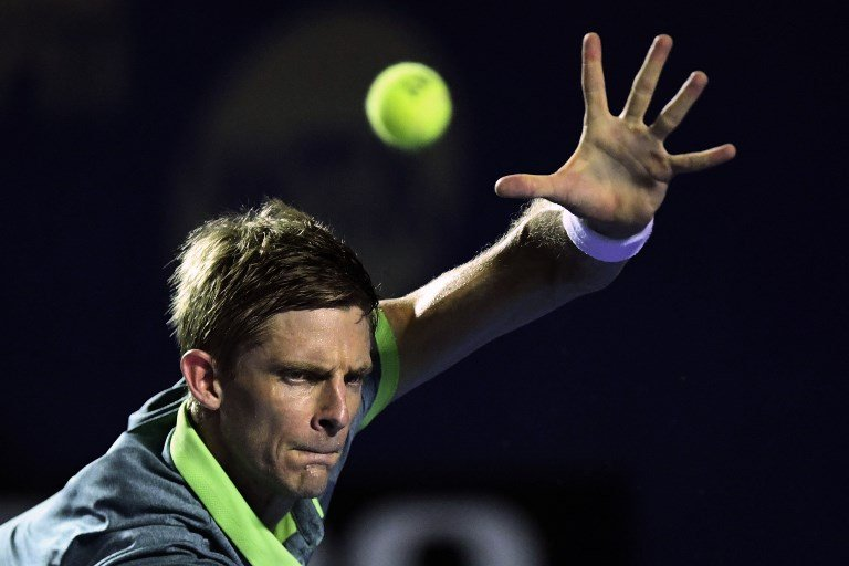 7d1b4d737a0 Kevin Anderson holds eighth place in ATP singles rankings