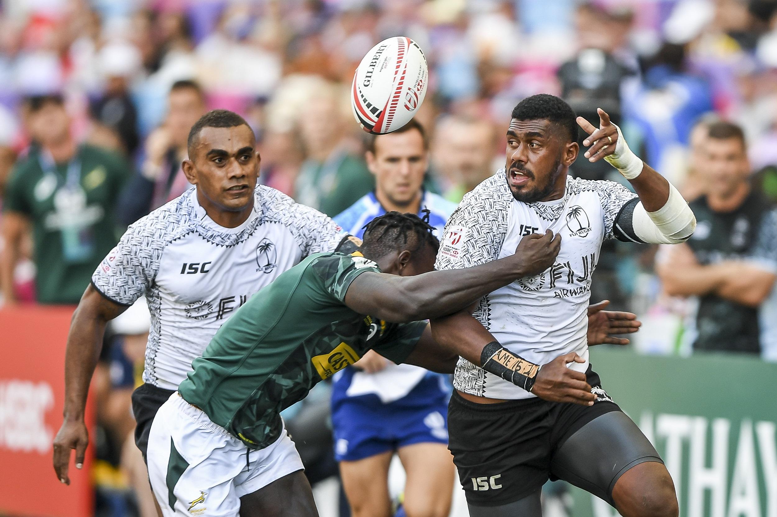 UPDATE: Bltizboks lose to Fiji in Hong Sevens semi | eNCA