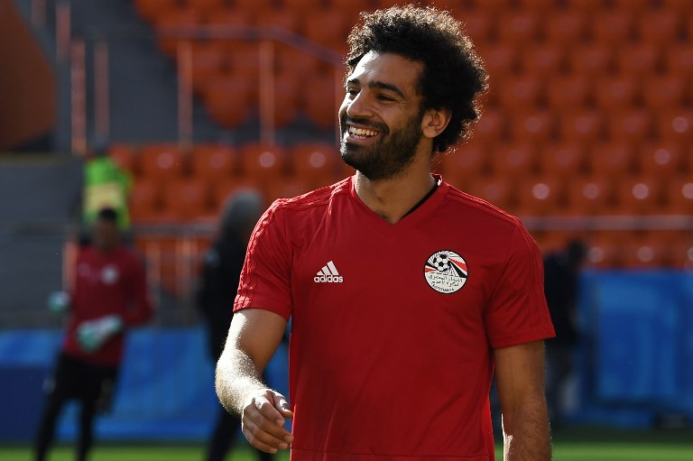 new product db19c 65576 All eyes on Salah as World Cup hosts take on Egypt   eNCA