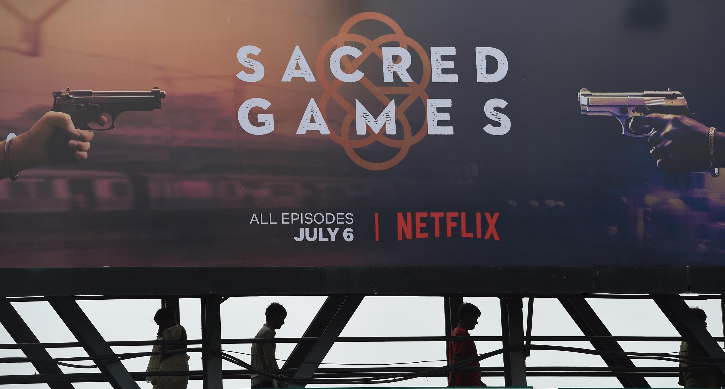 Netflix releases first Indian series   eNCA