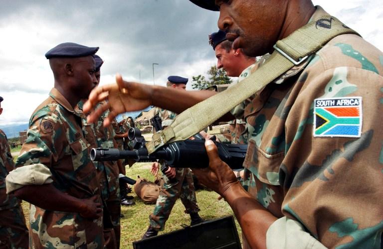 Image result for SA DRC
