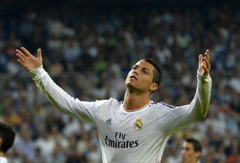 Real Madrid Vs Getafe La Liga 2013 Brilliant Second: Where Is The Real Madrid?