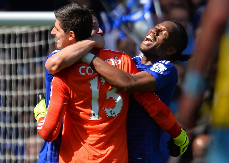 Drogba to play last ever game for Chelsea  78d2a3a18