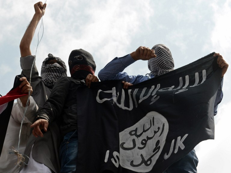 Training Gains Toehold For >> Islamic State Group Gains Toehold In Libya Enca
