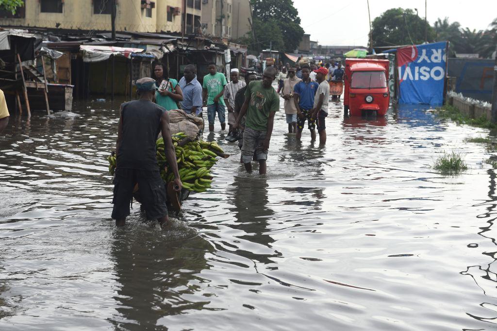 Pictures flood nigeria