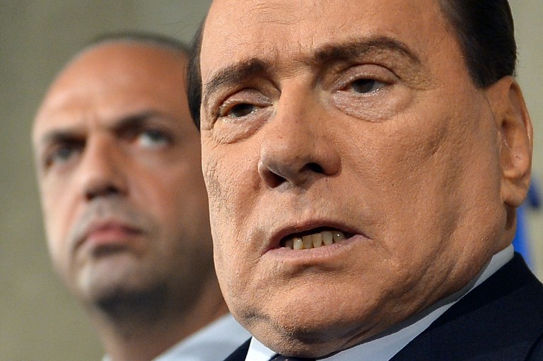 FILE_PHOTO_SILVIO_BERLUSCONI