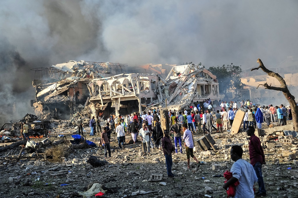 Paris, Boston, Manchester ... Mogadishu | eNCA