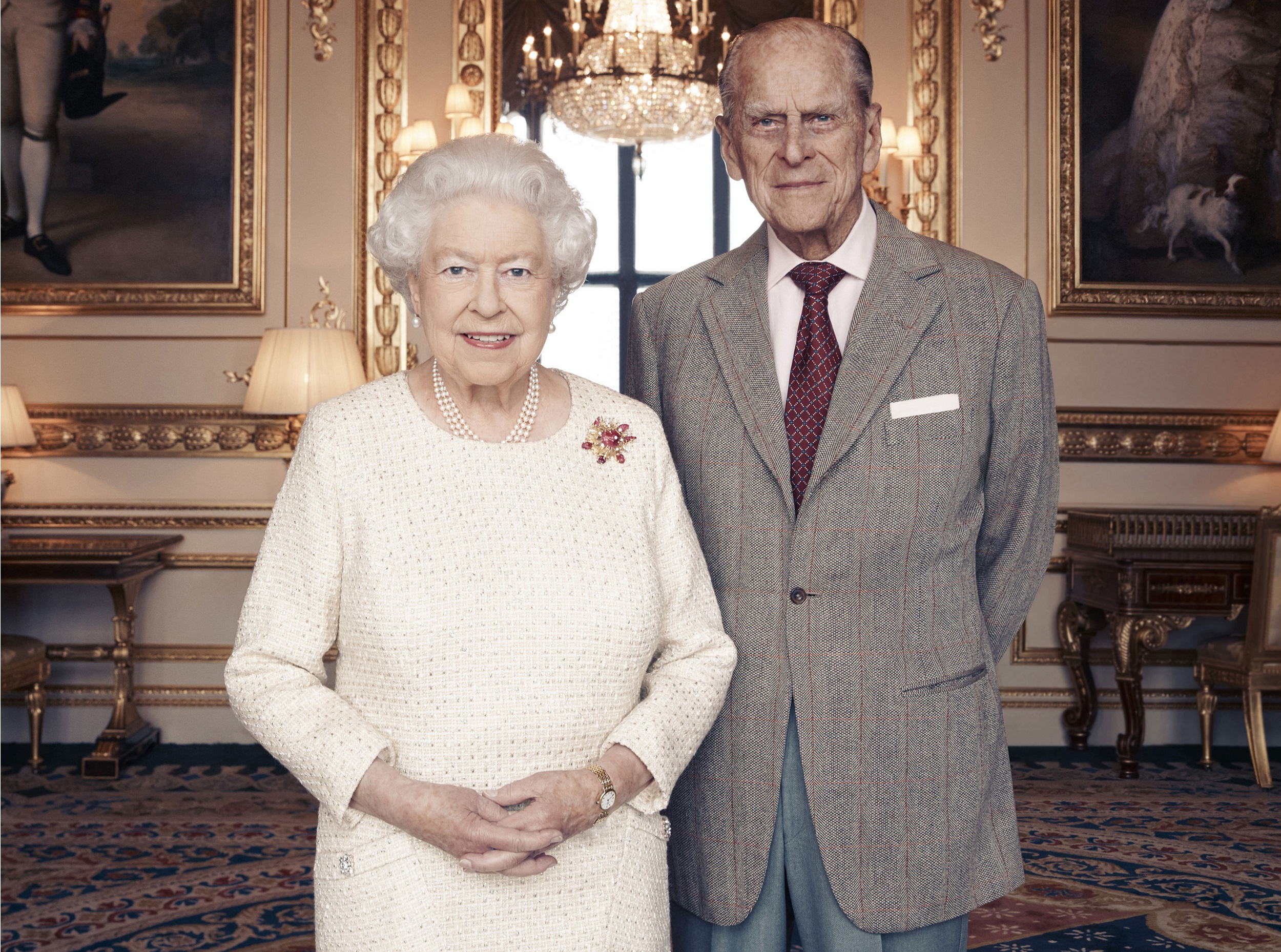 Royal Reunion? Queen Elizabeth Wants William, Harry to