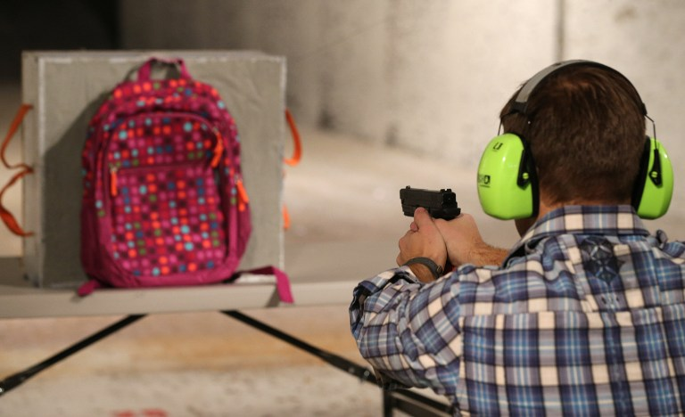 647328400f20 Mexican boy designs bullet-proof backpack