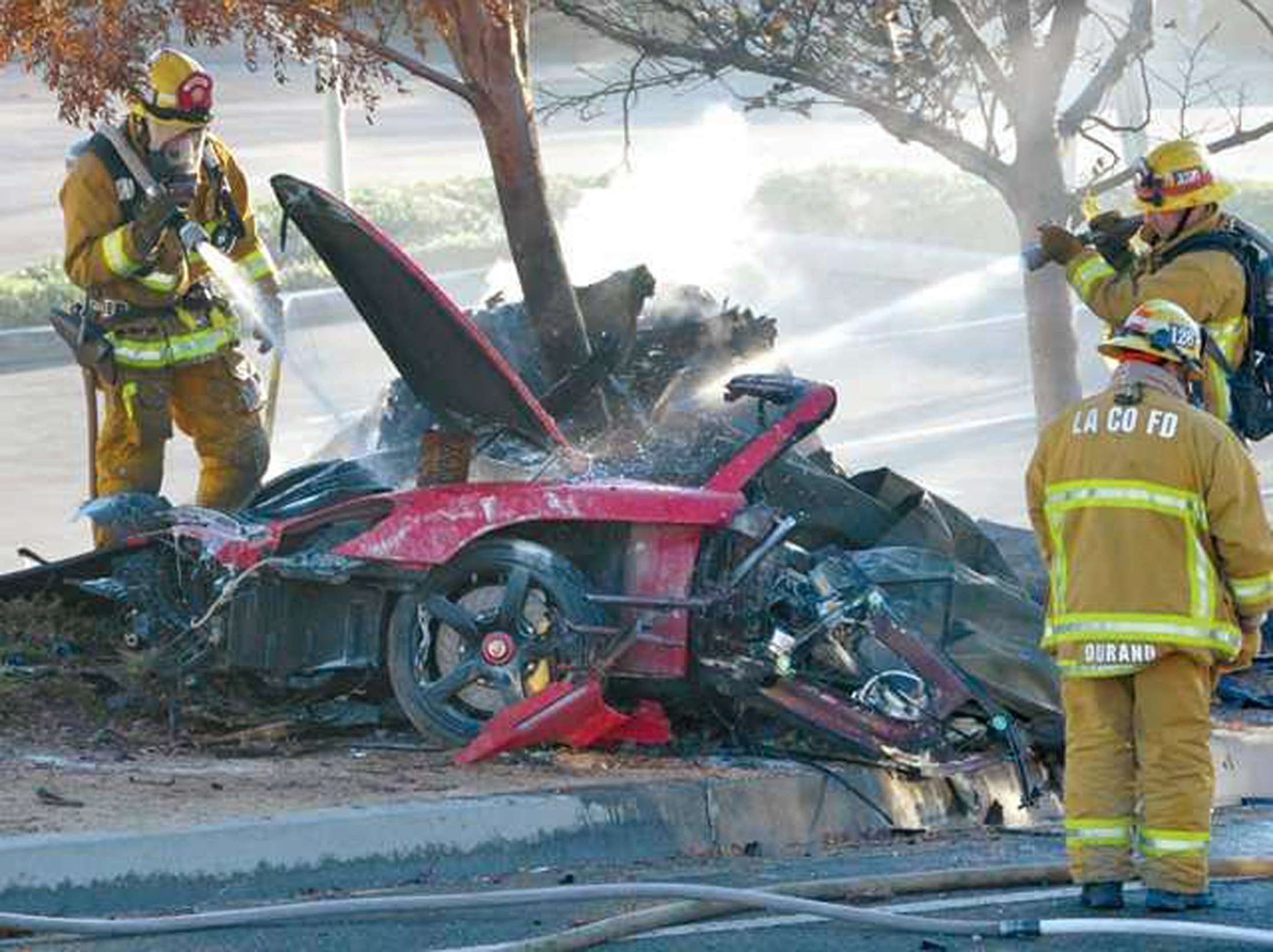 Paul Walker's Deadly Car Crash: What