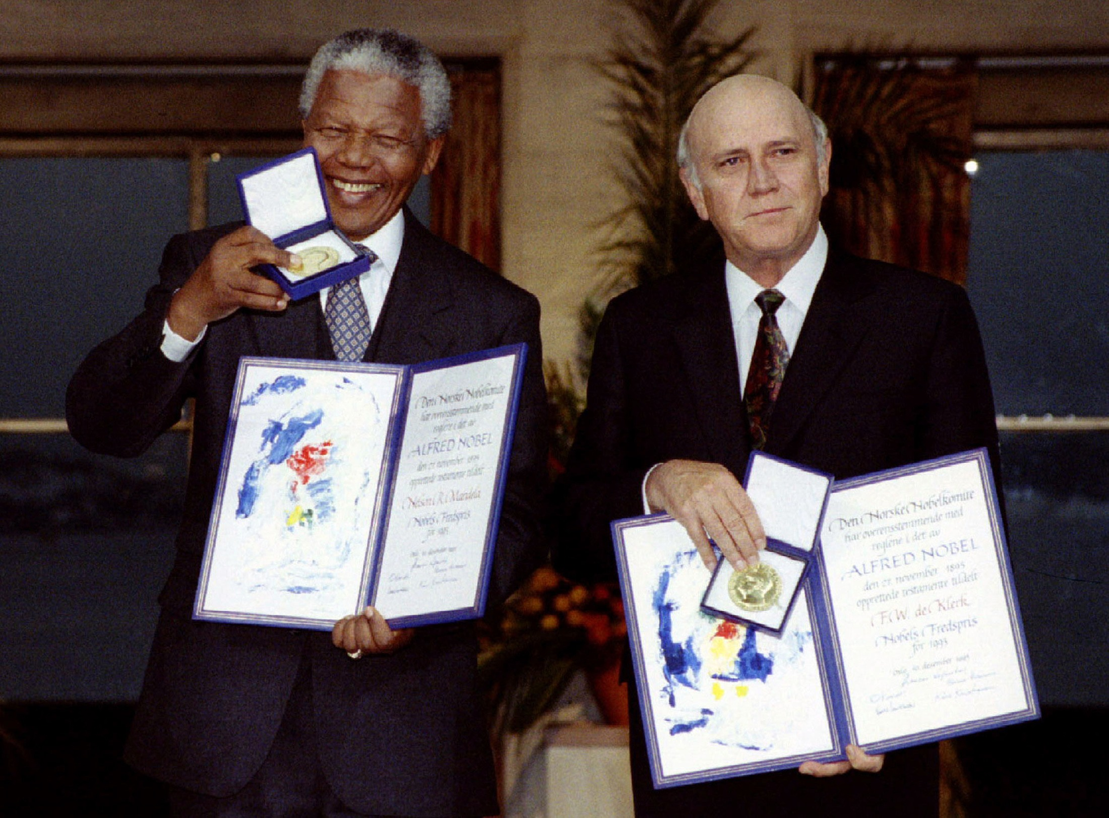 madiba asked to refuse nobel prize enca. Black Bedroom Furniture Sets. Home Design Ideas