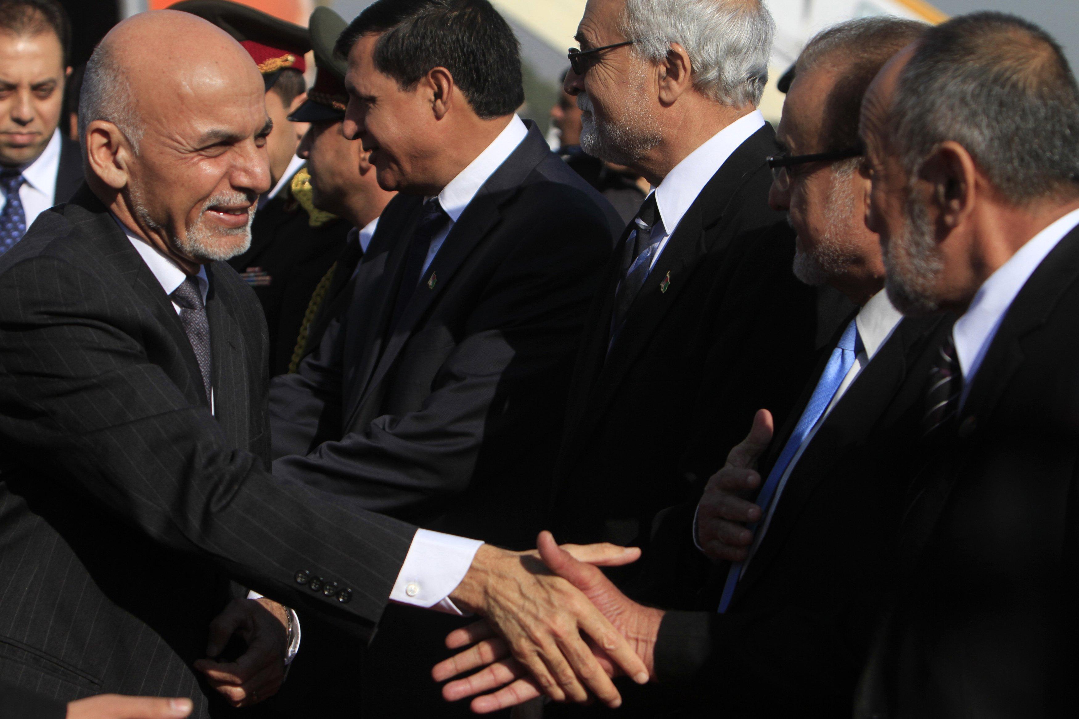 Afghan president visits Pakistan to repair damaged ties | eNCA