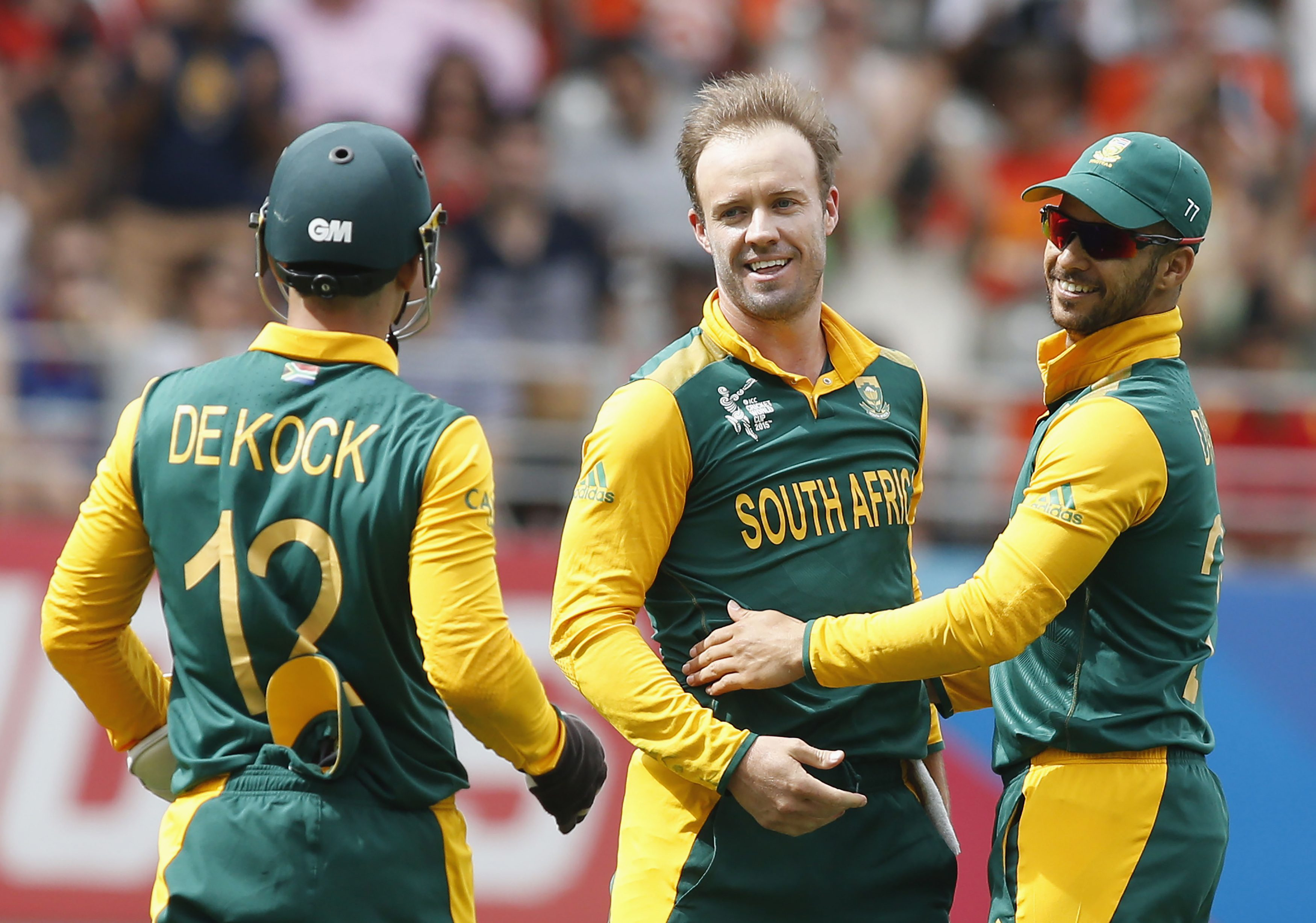 Proteas Raise Hivaids Awareness Enca