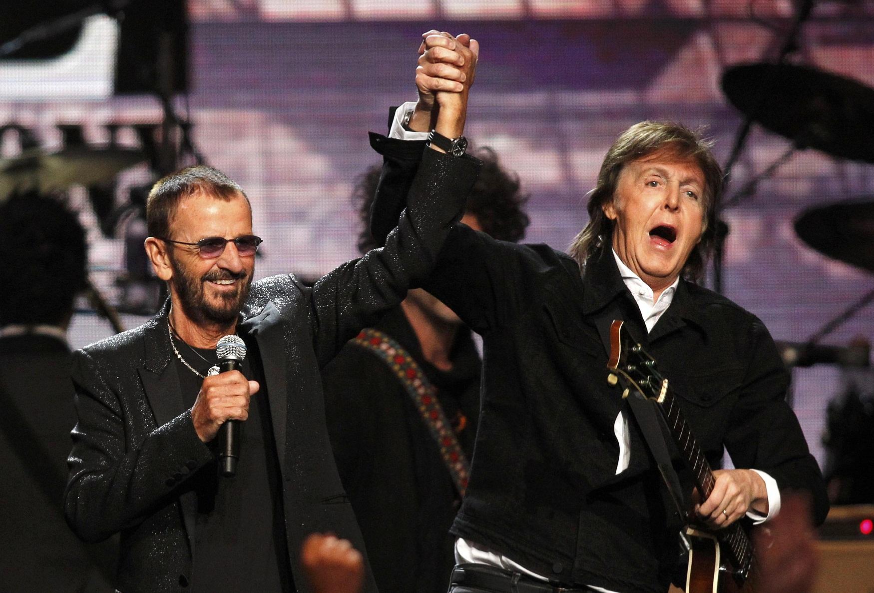WEB PHOTO Ringo Starr 190415