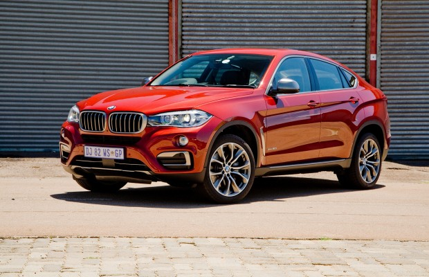 Bmw X6 Launches In Sa Enca