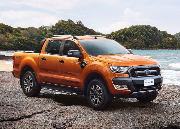 ford 39 s ranger wildtrak is coming to south africa enca. Black Bedroom Furniture Sets. Home Design Ideas