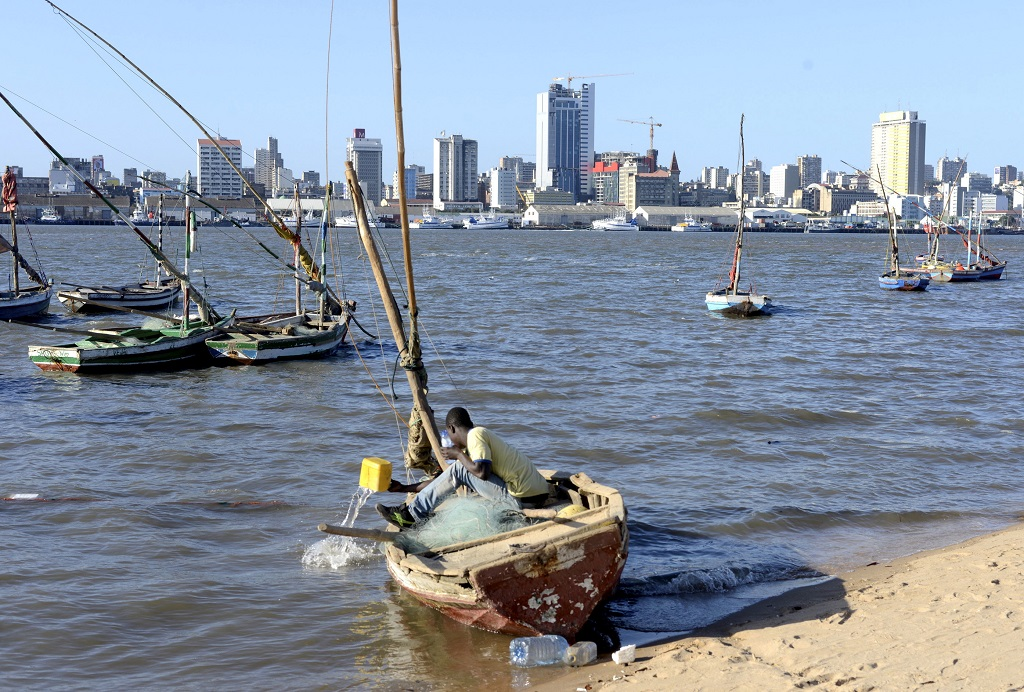 Mozambique's gas-fuelled future threatened by jihadists | eNCA