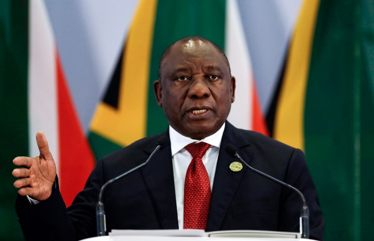 File: Last week, President Cyril Ramaphosa told Parliament that he believes the payment made to his son had been above board.