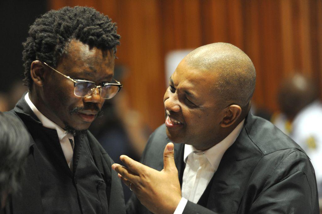File:South African lawyers Dali Mpofu and Tembeka Ngcukaitobi.