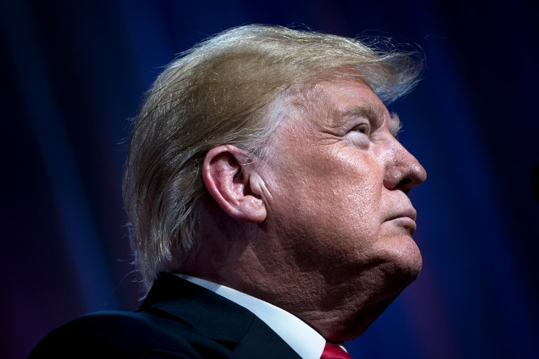 Trump threatens Ramaphosa over land