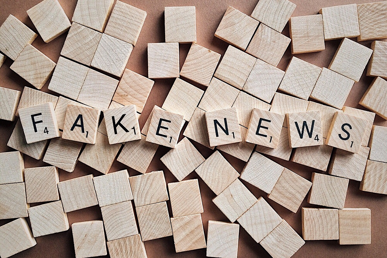 File: Fake news appeared to be most prevalent on Facebook, but also appears on YouTube, blogs and Twitter, the pollsters found.