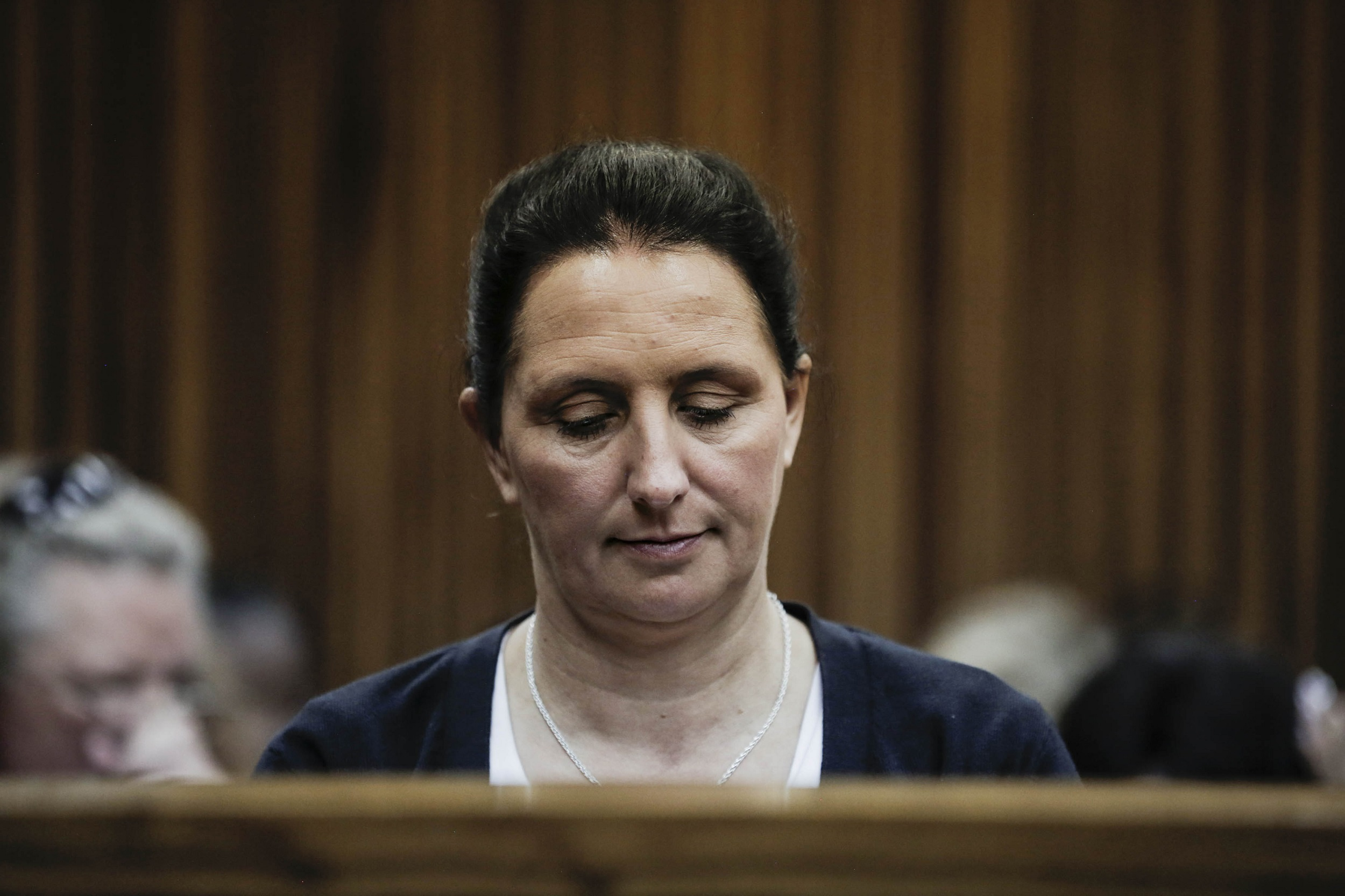 File: Vicki Momberg was released from prison in December.