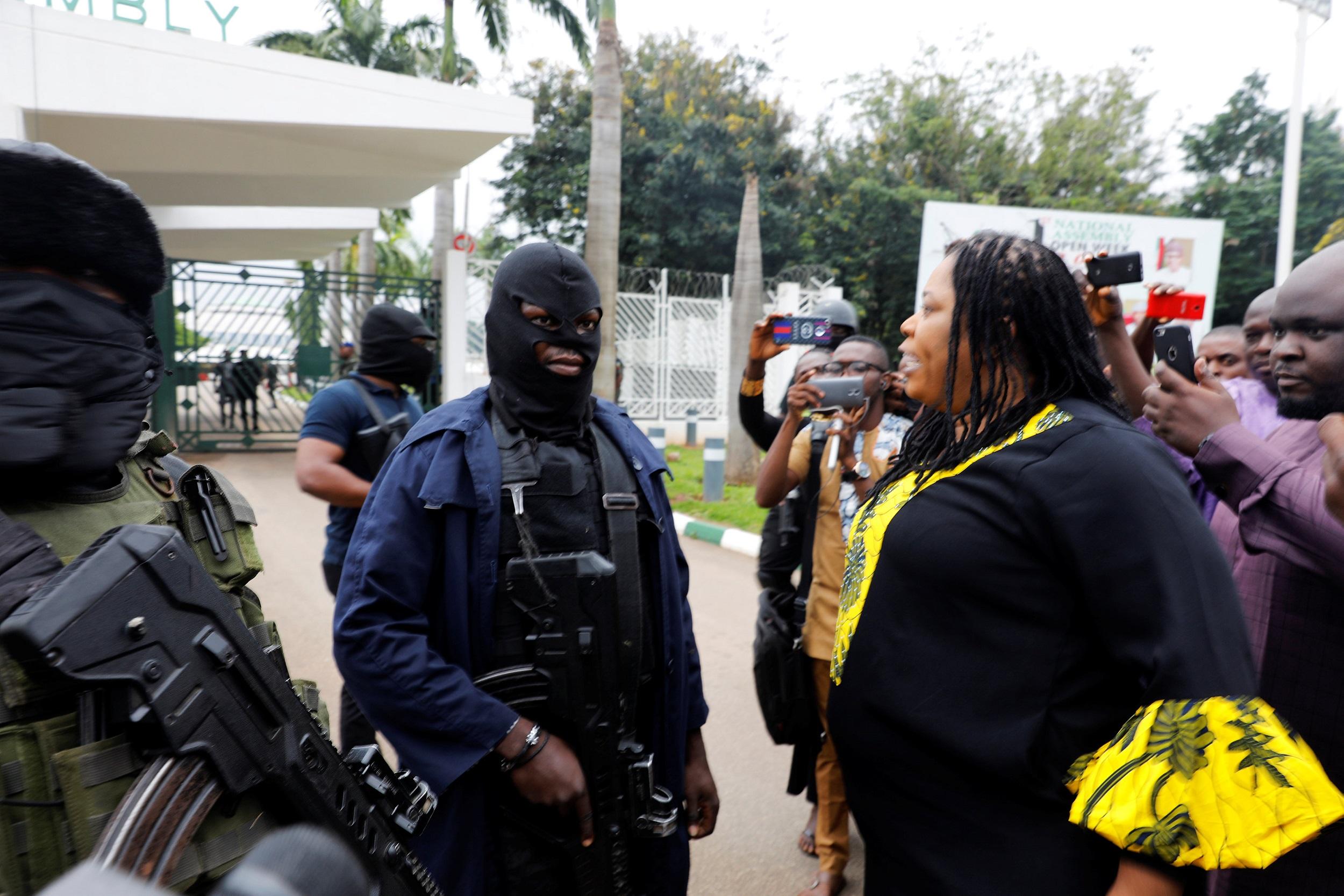 Osinbajo sacks DG DSS, Lawal Daura, with immediate effect