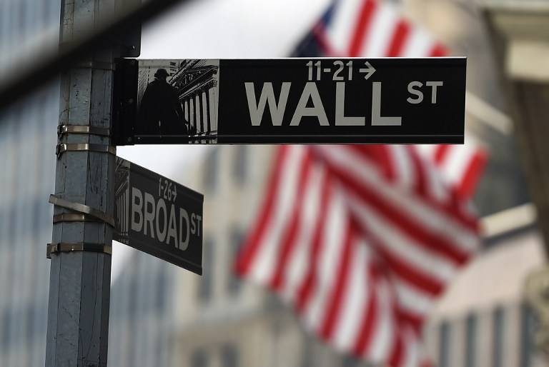 File: President Donald Trump has repeatedly touted the spate of Wall Street records as proof of the success of his economic programme.