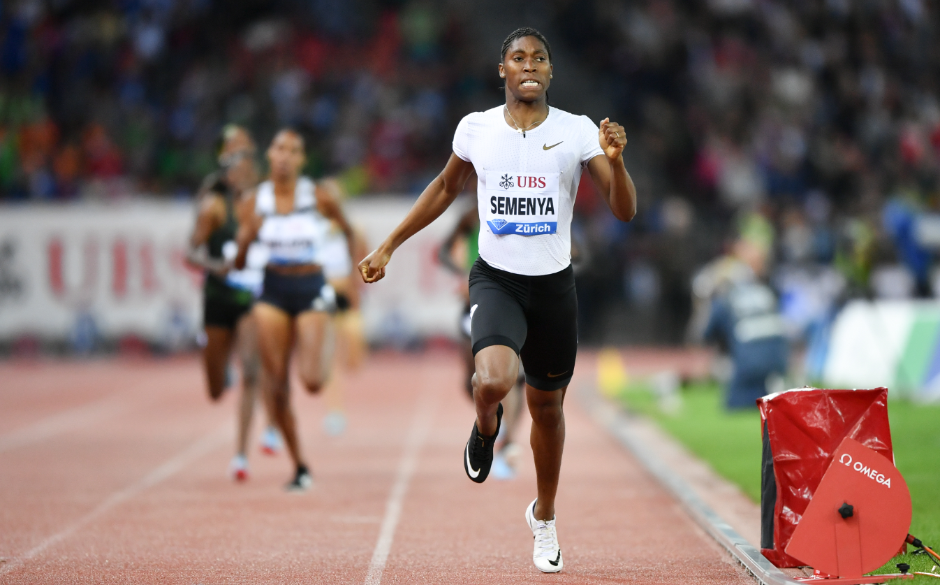File: The IAAF claim they now have the scientific proof of unfair advantage for DSD athletes and that this was presented to CAS at Caster Semenya's five-day hearing.
