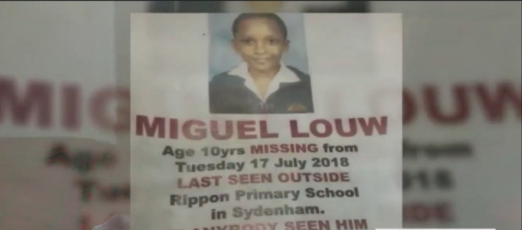 File: Miguel Louw's decomposed body was found last September in Phoenix.