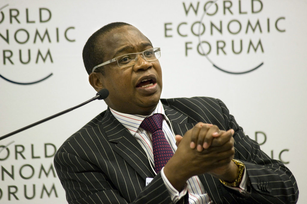 Image result for former banker Mthuli Ncube
