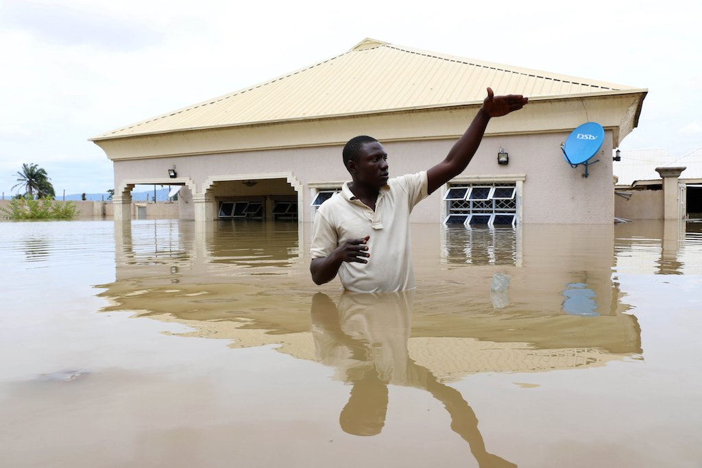 Nigeria floods kill more than 100