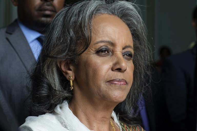 Ethiopia elects 1st female president days after approving gender-balanced cabinet
