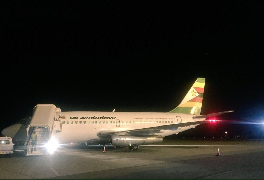 File: Air Zimbabwe has been struggling with a $300-million debt, including to foreign creditors.