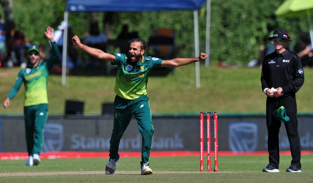 Zimbabweans Hit Back At South Africa Burning Out South: Tahir Bowls Proteas To Victory Over Zimbabwe