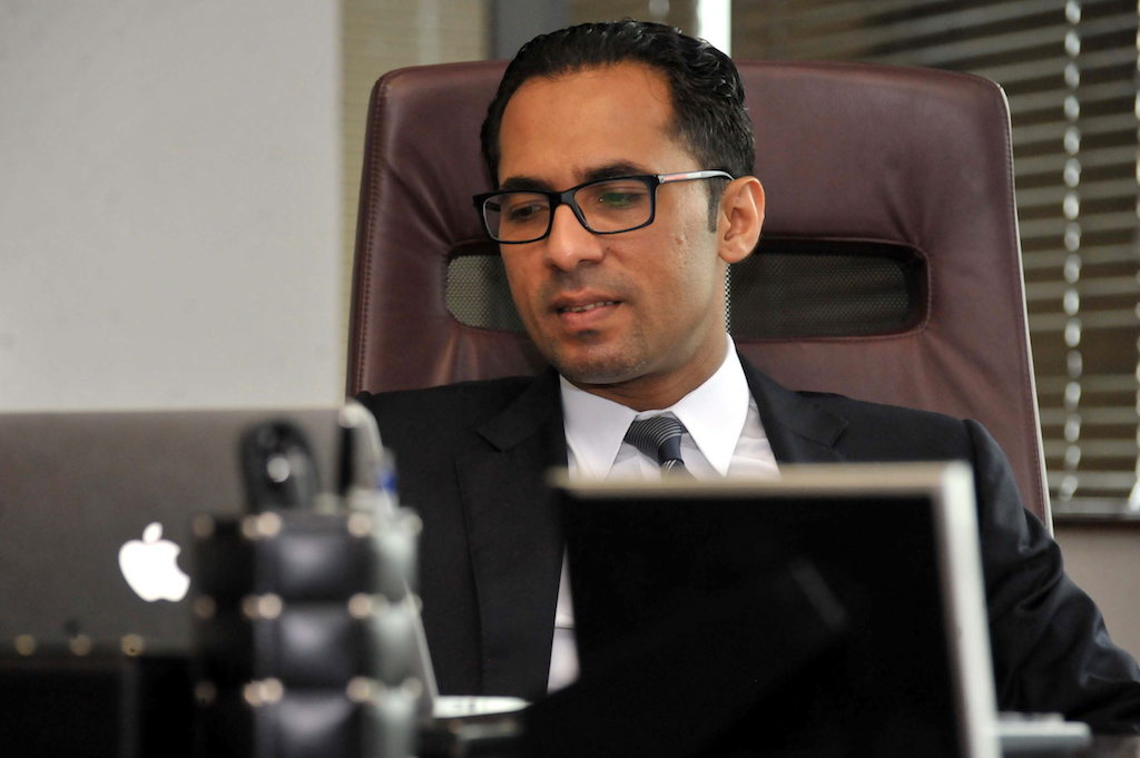 File: Mohammed Dewji was snatched as he entered the gym of a hotel in the city.