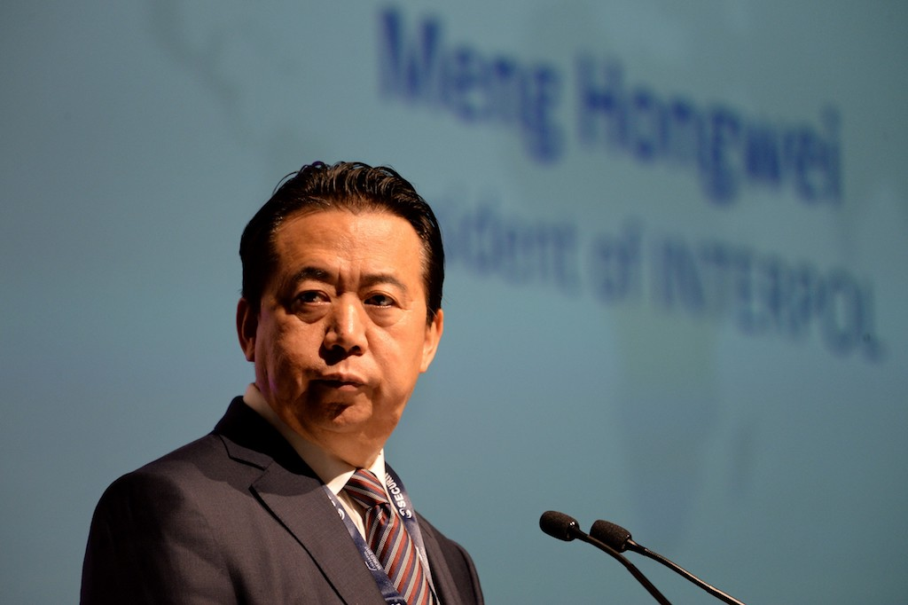Interpol president resigns amid Beijing probe