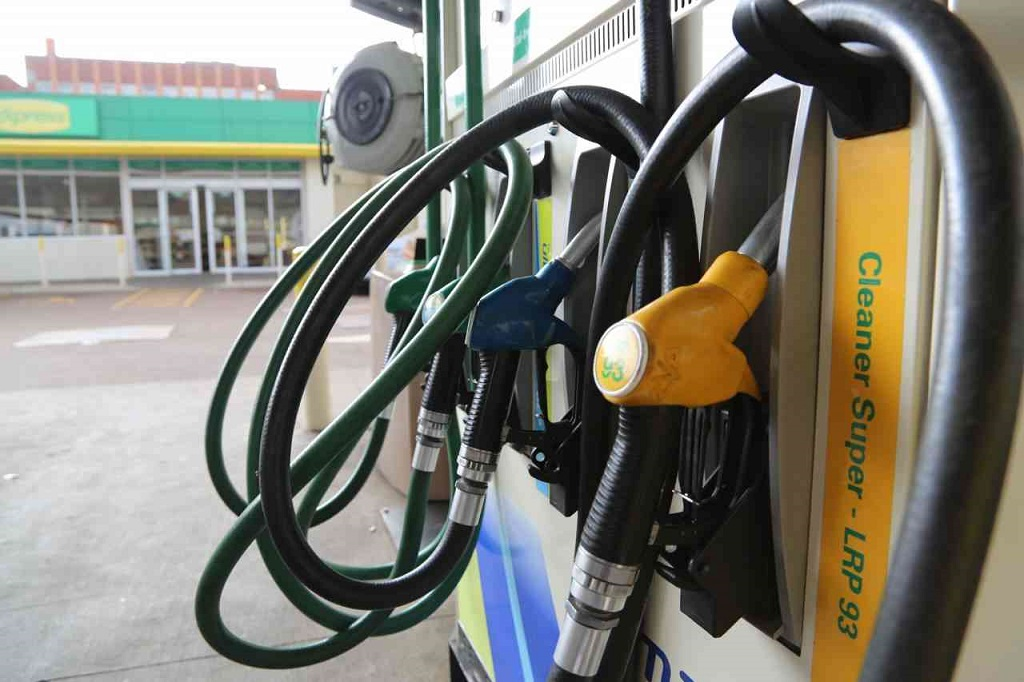 File: The Department of Energy says people are unnecessarily using 95-unleaded petrol.