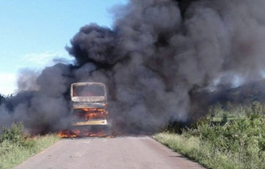 More than 40 killed in Zimbabwe bus accident