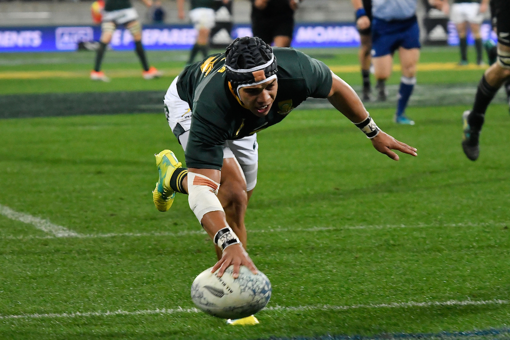 File: Cheslin Kolbe was one of the 2019 World Cup's standout players.