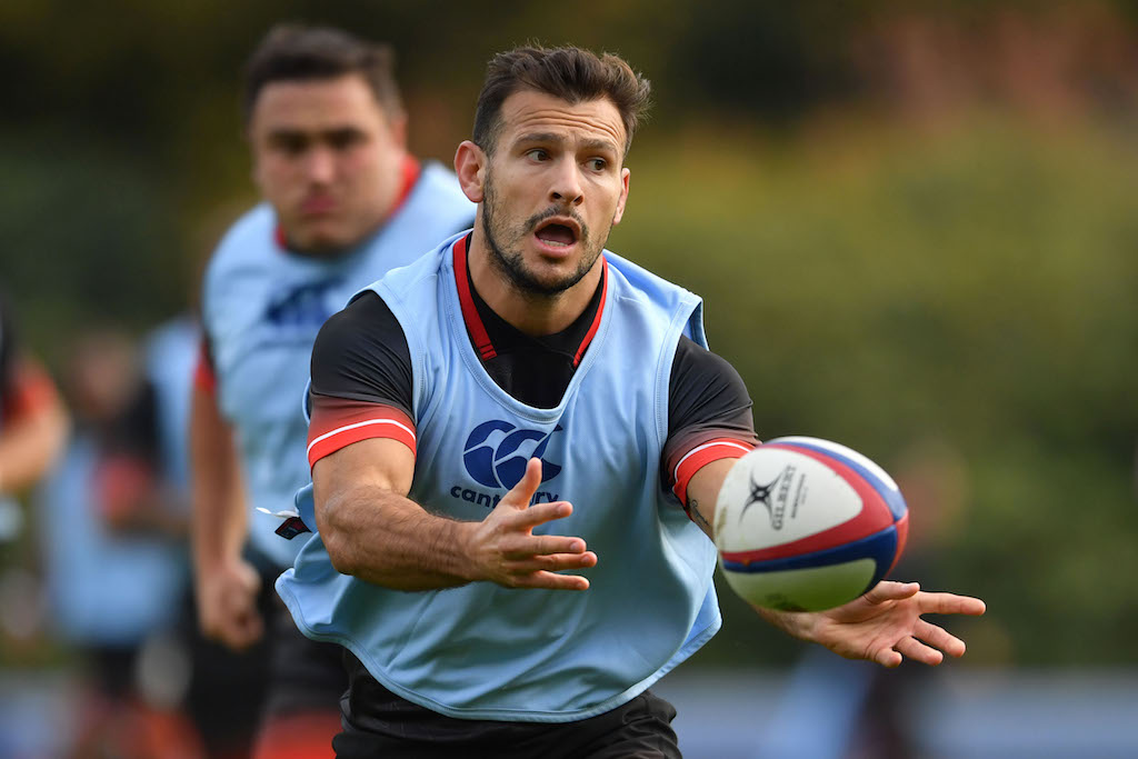 Danny Care dropped from latest England squad