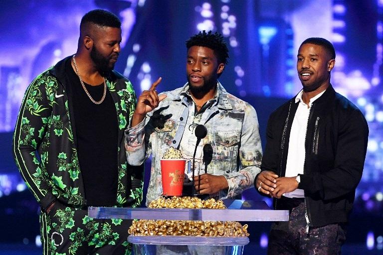 Black Panther Bags Golden Globe Nomination Enca