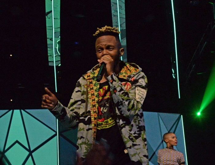 Kwesta continues to push boundaries and after his mega-hit 'Spirit' with American rapper Wale, he's now teaming up with another American rapper, Rick Ross.