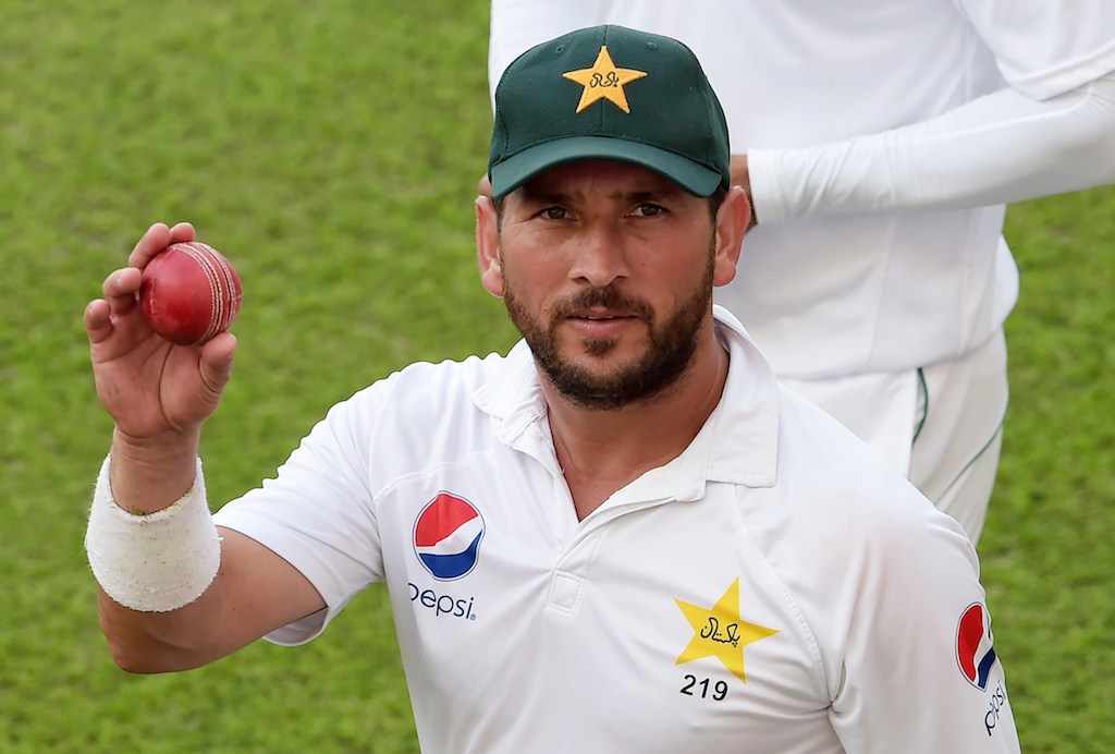 Since taking seven wickets on debut against Australia in 2014, Yasir Shah has been a key figure in Pakistan's Test team.