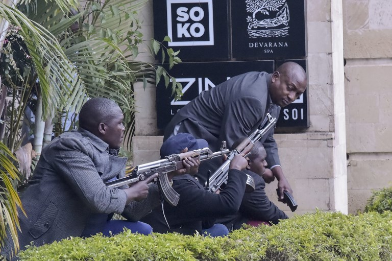 UPDATE: Nairobi attack over, 14 killed | eNCA
