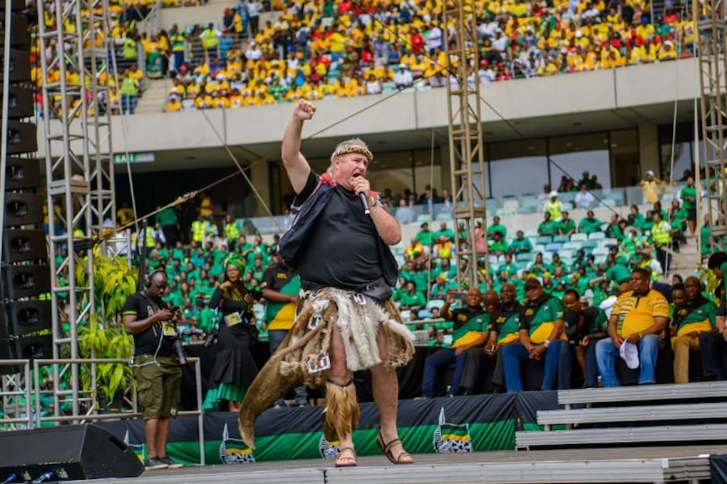 The ANC celebrates their 107th year and launches their manifesto on Saturday.