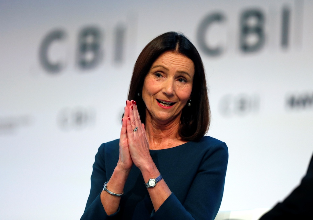 Carolyn Fairbairn, head of the Confederation of British Industry, used a speech to call also on the government to immediately set out a plan to avert a no-deal Brexit.