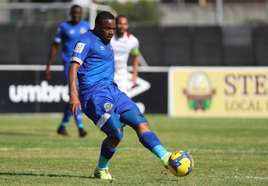 File: Edward Manqele levelled after 56 minutes in Polokwane and snatched the winning goal with four minutes left.