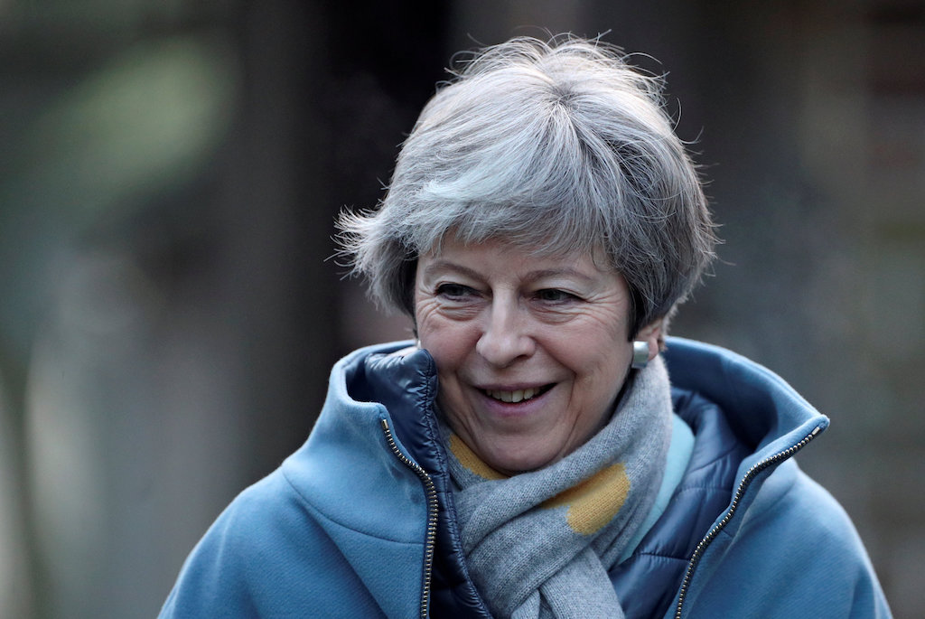 After British PM Theresa May sets out her plans for the way ahead, lawmakers are set to table a series of amendments.